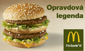 Big Mac - pravá legenda